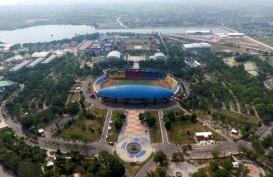 Perbaikan Jakabaring Sport City Ditarget Tuntas Akhir Bulan Ini