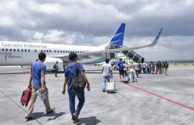 2.000 Slot Penerbangan di Lombok International Airport Tidak Terisi
