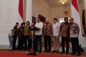 Divestasi Saham Freeport Rampung, Jokowi Sebut Ini…