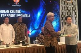 Freeport Indonesia Kantongi IUPK, Operasi Tambang…