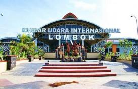 RIBUAN SLOT PENERBANGAN TAK TERISI  : Bandara Lombok Terancam Rugi