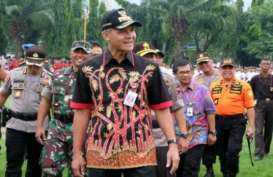 Natal dan Tahun Baru 2018: Tol Trans Jawa Beroperasional, Ganjar Minta Petugas Tetap Waspada