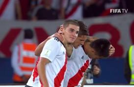 Club World Cup: River Plate vs Kashima Antlers 4-0, Ini Cuplikan Golnya