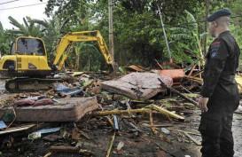 Polri: Korban Meninggal Akibat Tsunami di Lampung Telah Mencapai 38 Orang