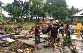 Tsunami Selat Sunda, ESDM Terjunkan Tim Tanggap Darurat ke Lokasi Bencana