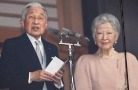 82.000 Warga Jepang Datangi Istana Rayakan Ultah Kaisar Akihito