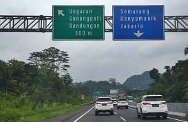 Pengguna Tol Trans Jawa Meningkatpada Libur Akhir Tahun