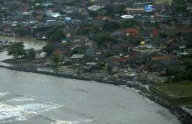 Ini Foto-foto Eksklusif Kondisi Daerah Terdampak Tsunami di Banten & Lampung