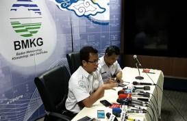 BMKG Asumsikan Longsoran Gunung Anak Krakatau Sebagai Pemicu Tsunami Selat Sunda