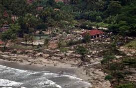 Evakuasi Korban Tsunami Terjebak di Pulau, Kemenhub Kerahkan Kapal Patroli KPLP