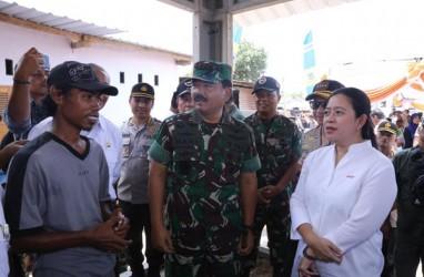 Menko PMK Puan Maharani Sampaikan Belasungkawa Untuk Korban Tsunami di Banten & Lampung