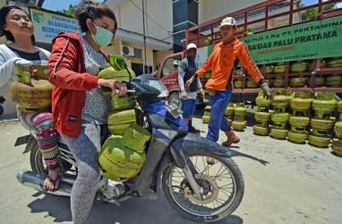 Pertamina Siapkan 425 Pangkalan Elpiji di Pandeglang