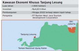 Direksi Jababeka Group Terjun Langsung Tangani Tsunami di KEK Tanjung Lesung