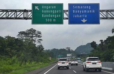 Catat! Berikut Rincian Tarif Tol Trans Jawa