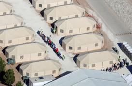 Anak Imigran Meninggal dalam Penahanan Perbatasan AS