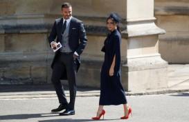 Laba Perusahaan Turun, David dan Victoria Beckham Masih Raup Rp553 Miliar