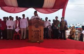 Hadiri Peringatan 14 Tahun Tsunami Aceh, Ini Pidato Prabowo