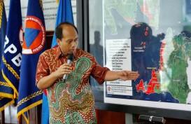 Zona Bahaya Anak Krakatau Diperluas. Masyarakat dan Wisatawan Juga Diminta Jauhi Pantai