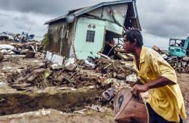 Sejumlah Bank Bantu Korban Tsunami Selat Sunda