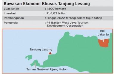 BENCANA TSUNAMI SELAT SUNDA: Kerugian KEK Tanjung Lesung Ditanggung Asuransi