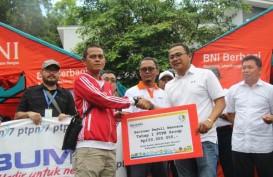 BUMN Salurkan Bantuan Tsunami di Lampung Rp1,27 Miliar