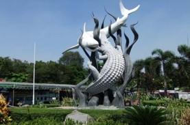 Surabaya Bakal Tanam Pohon Jacaranda di Taman 10 Nopember