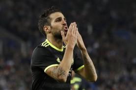 Sarri: Fabregas Penting Bagi Chelsea