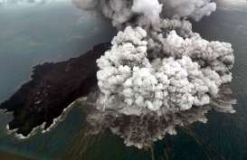 Aktivitas Anak Krakatau Diperkirakan Tak akan Picu Tsunami Lagi dalam Waktu Dekat