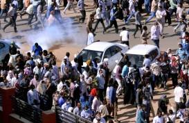 Gara-Gara Inflasi dan Kelangkaan Roti, Rakyat Sudan Demo Memprotes Pemerintah