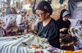 Warga Gunung Kidul Kembangkan Batik