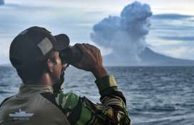 Rentetan Dentuman Misterius di Selatan Cianjur Akhirnya Menghilang
