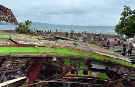 Nelayan Teluk Kiluan Korban Tsunami Harapkan Bantuan Perahu
