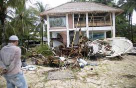 Dompet Dhuafa Berikan Servis Motor Gratis Untuk Kendaraan Korban Tsunami