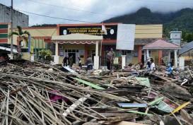 Dapur Umum Diharapkan Bisa Penuhi Kebutuhan Korban Tsunami