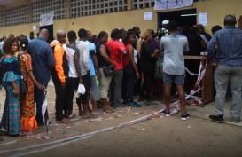 Hujan Deras Tunda Pemilu di Republik Demokratik Kongo