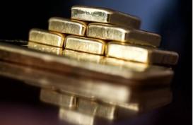 Permintaan Meningkat, Harga Emas Positif di 2018