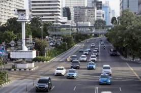 Malam Tahun Baru 2019, Jl Thamrin-Sudirman Mulai Ditutup…