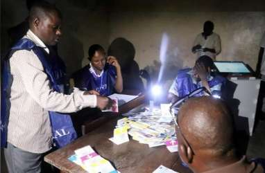 Pemilu Kongo Ricuh, Petahana & Oposisi Saling Klaim Kemenangan