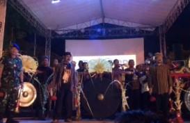 Gong & Karawitan Sambut Perayaan Tahun Baru di Solo