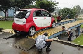 SERTFIKASI KENDARAAN BERMOTOR : Ragam Mobil Diuji Tipe Berkurang