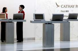 Sistem Error, Cathay Pacific Jamin Diskon Tiket First Class di Harga Ekonomi bisa Digunakan