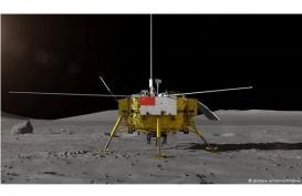Wahana Penjelajah Chang'e-4 Mendarat Pagi Ini di Sisi Jauh Bulan