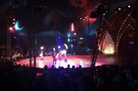 Berlibur dengan Menonton Sirkus