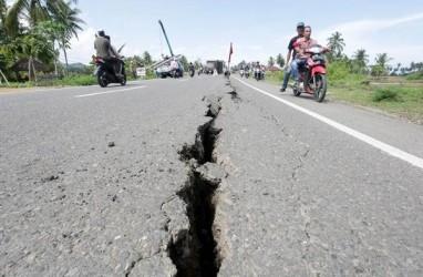 Ambon Gempa 4,6 SR, Tak Berpotensi Tsunami