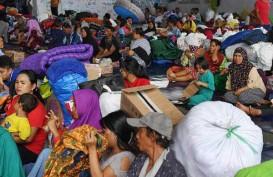 Tsunami Selat Sunda: Pengungsi dari Pulau Sebesi Rindu Rumah