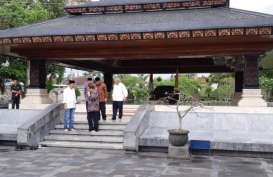Jokowi Ziarah Kubur ke Makam Bung Karno