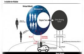 Nissan Akan Perkenalkan Teknologi Invisible-to-Visible di CES 2019
