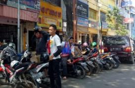 Pemkot Palembang Bidik Pendapatan Parkir Rp60 Miliar