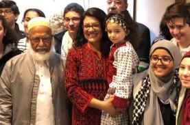 Kongres AS: Rashida Kenakan Pakaian Tradisional Palestina