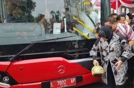 Surabaya Tambah 10 Bus, Waktu Tunggu Halte jadi 10…